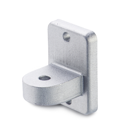 GN 271 Aluminum, Swivel Clamp Connector Bases