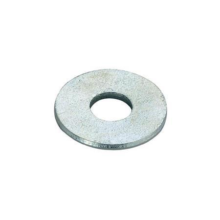 DIN 9021B Steel Flat Washers, Zinc-Plated