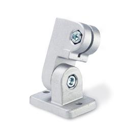 GN 281 Aluminum, Swivel Clamp Connector Joints