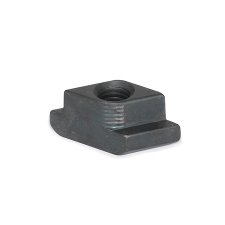 NO.510 Steel Rhombus T-Removable Nuts