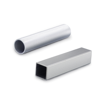 GN 990 Aluminio o acero, tubos de construcción redondos o cuadrados