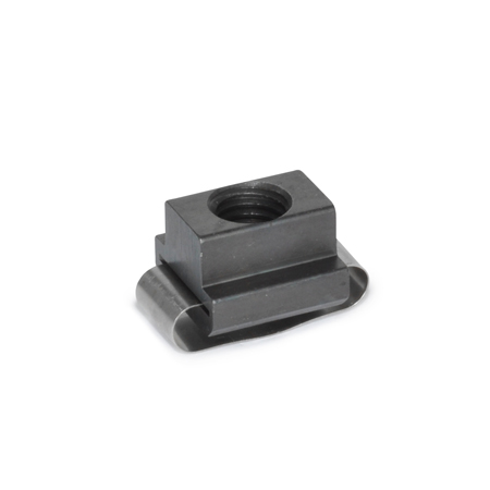 NO.508F Steel T-Slot Nuts with Spring