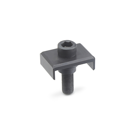 GN 920.2 Steel Pull-Down Plates, For GN 920.1 Wedge Clamps