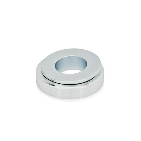 GN 350.3 Steel Spherical Leveling Washers