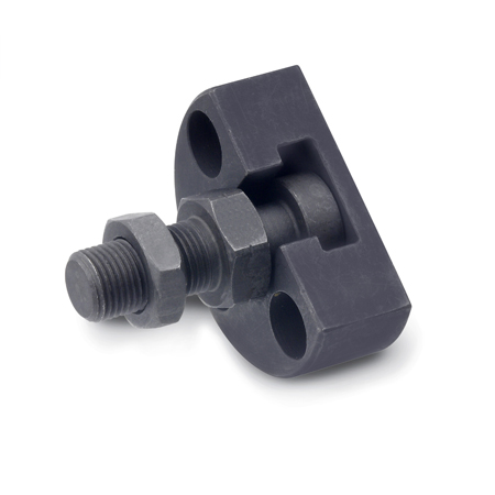 GN 240.1 Steel Quick-Fit Couplings, With Radial Off-Set Compensation
