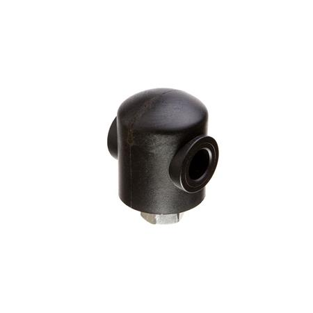 AN 5671 Plastic Clamping Heads With Threaded Eye Bolt Bottom Side