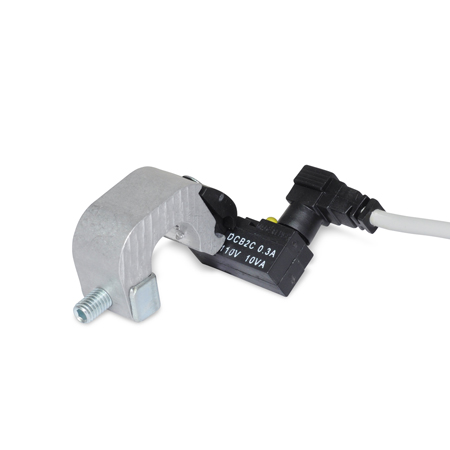 GN 896.2 Proximity Switches for Pneumatic Toggle Clamps with Mounting Bracket