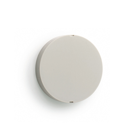 EN 576 Technopolymer Plastic Cover Disks , For Control Knobs / Handwheels without Position Indicator