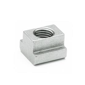 DIN 508 Stainless Steel T-Slot Nuts