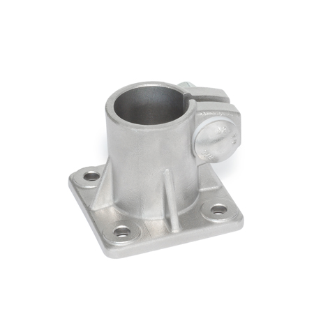 GN 163.5 Stainless Steel, Base Plate Connector Clamps