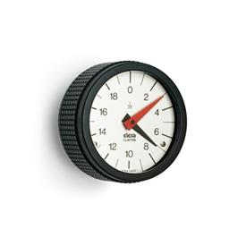 EN 5348 Technopolymer Plastic Hand knobs with position indicator, Integrated pendulum system and Analog Indication