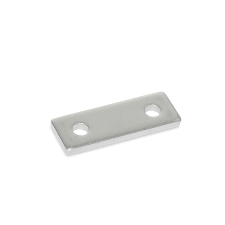 GN 2370 Stainless Steel-Spacer plates for hinges