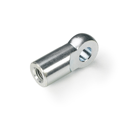 GN 752 Stainless Steel Joint Pieces, Use with fork heads DIN 71752 and fork joints GN 751