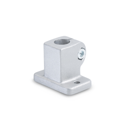 GN 162.3 Aluminum, Base Plate Connector Clamps
