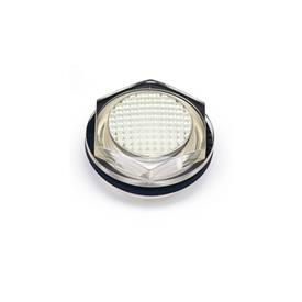 EN 541.2 Mirillas de nivel de líquido prismáticas de plástico
