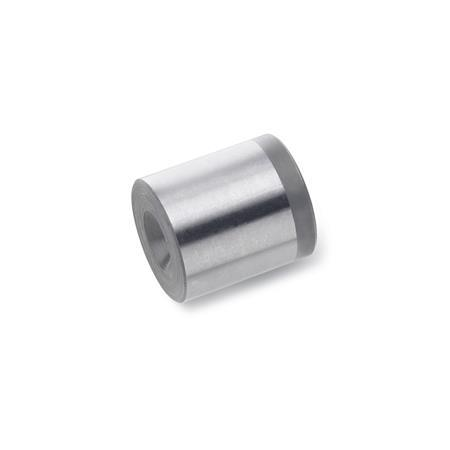 GN 249 Ball buttons for spring plungers