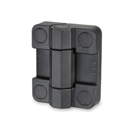 EN 239.7 Plastic Hinges without Safety Switch, To Accompany EN 239.6 Hinges with Safety Switch