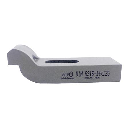 DIN 6316 Goose Neck Clamps