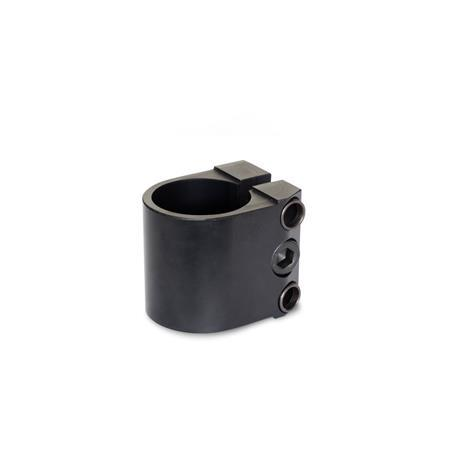 GN 873 Clamp Mounting Bracket Accessories for pneumatic fastening clamps