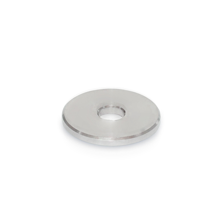GN 6343 Stainless Steel Washers / Leveling disks