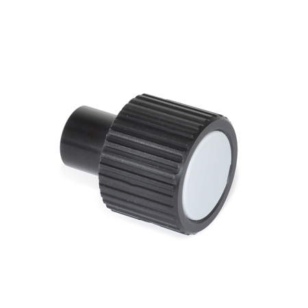 GN 957 Aluminum, Control Knobs for Position Indicators