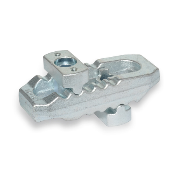 NO. 6312 V Crocodile Clamps With Adjustable Holder