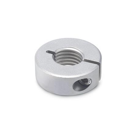 GN 706.3 Stainless Steel Threaded Set Collars
