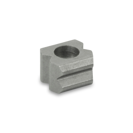 GN 250 Steel Positioning Blocks, for Spring Plungers