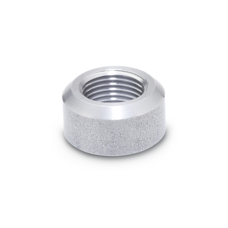 GN 7490 Steel Weld Bushings with or without Collar