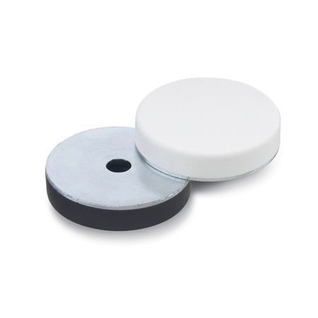 GN 338 Steel Disks with Cover Cap