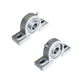 AN 7874.1 Stainless Steel Pillow Block Flange Bearing, With Through Hole Bearing