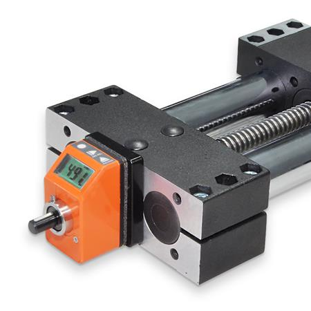 GN 491.1 Steel Installation kits, for position indicators used on linear actuators GN 491 / GN 492