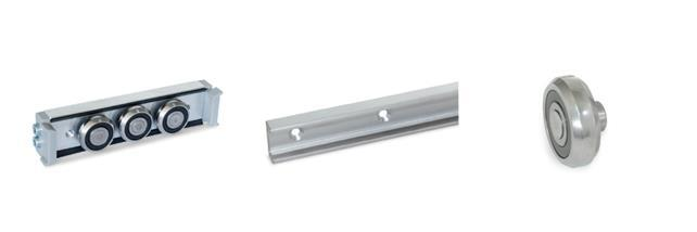 Linear Guide Rail Systems